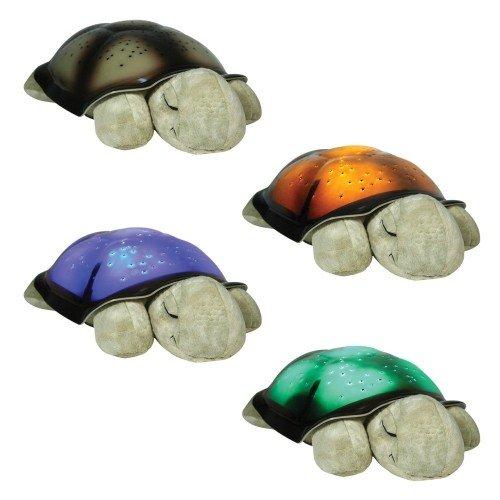 Twilight Turtle Classic Mocha.Detskij Nochnik Proektor Cherepashka Twilight Turtle Classic