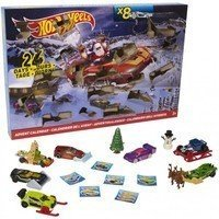 Рождественский календарь Hot Wheels DMH53