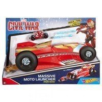 Пускатель для мотоцикла Marvel Hot Wheels DMX70